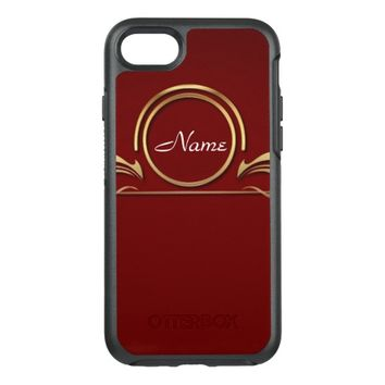 Ruby Red OtterBox Symmetry iPhone 8/7 Case
