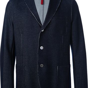 Harris Wharf London Denim Blazer