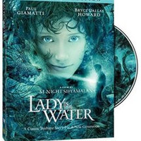 LADY IN THE WATER (DVD/P&S-133/EN MOVIE