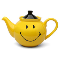 Waechtersbach - Smiley Yellow Teapot With Lid 1.5L