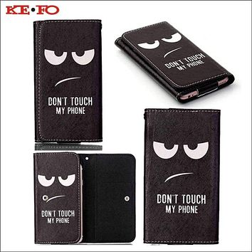 Book Style New Painting Leather Folio Wallet Phone Case