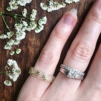 Baby's Breath Ring