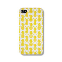 Pineapples Summer iPhone Case by The Dairy — The Dairy