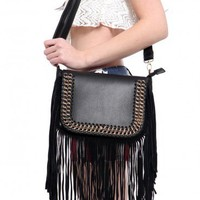 Amsterdam Crossbody Bag - Bags - Accessories | GYPSY WARRIOR