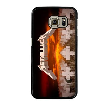 METALLICA MASTER OF PUPPETS Samsung Galaxy S6 Case Cover