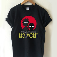 Rick and Morty halloween T-shirt Men, Women Youth and Toddler