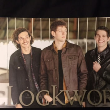 Clockwork Poster - Posed | Clockwork