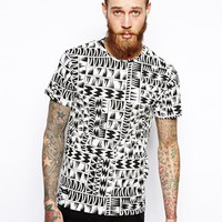 Son of Wild T-Shirt in Tribal Print