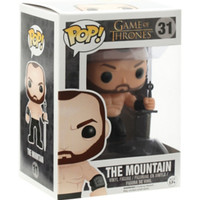 Funko Game Of Thrones Pop! The Mountain Vinyl Figure