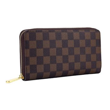 Women's Zipper Wallet Coin Purses Clutch Handbags for Phone and RFID Blocking Card Holder