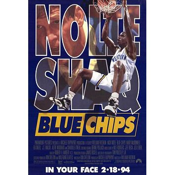 Blue Chips 11x17 Movie Poster (1994)