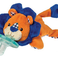 Wubbanub Pacifier, Levi Lion Color: Levi Lion NewBorn, Kid, Child, Childern, Infant, Baby