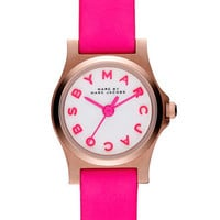 MARC BY MARC JACOBS 'Henry Dinky' Leather Strap Watch | Nordstrom