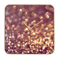 Lisa Argyropoulos Mingle 1 Custom Clock