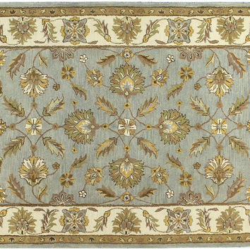 Joy Rug, Light Blue, Area Rugs