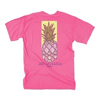Tropic Like it's Hot Tee in Crunchberry by Lily Grace