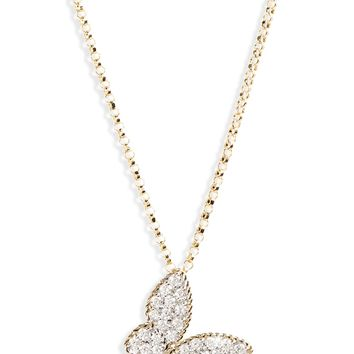 Best Diamond Butterfly Necklace Products on Wanelo bfab8b2ff989