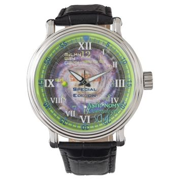 Astronomy Cosmologer SCI-4 Space Watch