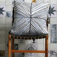 TRIBE CROSS PAPAYA CUSHION | HOMEWARES | AHOY TRADER