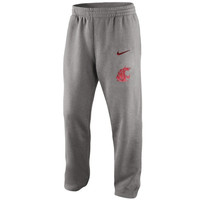 Nike Washington State Cougars College Classic Fleece Pants - Ash