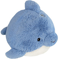 Squishable Dolphin II: An Adorable Fuzzy Plush to Snurfle and Squeeze!
