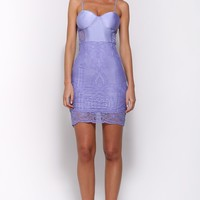 High Fidelity Dress Lilac