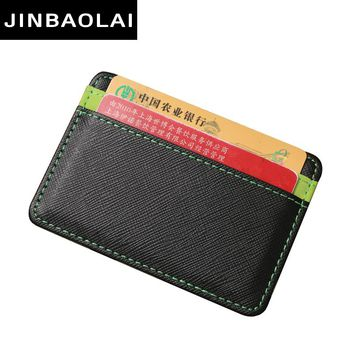 2017 new hight quality fashion magic wallet PU leather men wallets carteira magica credit card holder male magic wallet for men