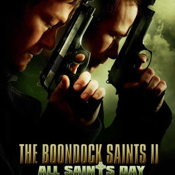 The Boondock Saints II: All Saints Day 11x17 Movie Poster (2009)