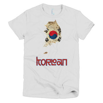 The Korea Flag T-Shirt