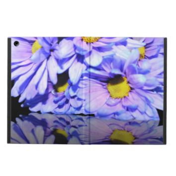 Purple Daisy Reflection Cover For iPad Air