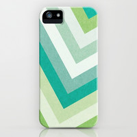 Ocean Sky iPhone & iPod Case by Pink Berry Pattern