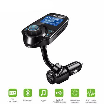 Car MP3 Audio Player Bluetooth FM Transmitter