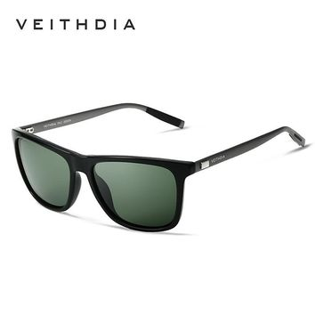 Polarized Lens Vintage Sun Glasses
