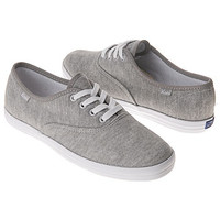 Women's Keds Jersey Heather Grey Shoes.com