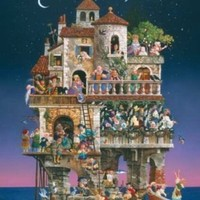 Superstitions a 1500-Piece Jigsaw Puzzle by Sunsout Inc.