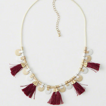 Womens Statement Necklace | Womens Accessories | Abercrombie.com