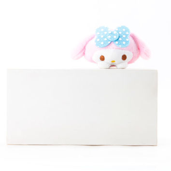My Melody Pyoconoru Hanging Plush