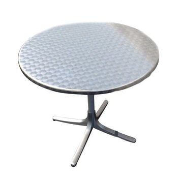 Pre-owned Design Within Reach Inox Round Table