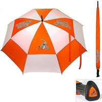 NFL Cleveland Browns Umbrella Golf Double Canopy