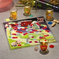 Tipsyland Shot Glass Game Set