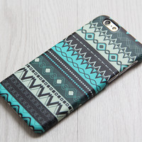 Green Black Aztec Pattern iPhone 6s Case iPhone 6 plus Ethnic iPhone 5S 5 iPhone 5C iPhone 4S/4 Case Native Galaxy S6 edge S6 S5 S4 Case 077 - Edit Listing - Etsy