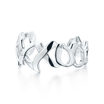 Tiffany & Co. - Paloma's Graffiti:Love & Kisses Cuff