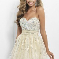 Homecoming dresses by Blush Prom Homecoming Style 9665
