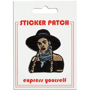 THE FOUND STICKER PATCH - BEYONCE FORMATION