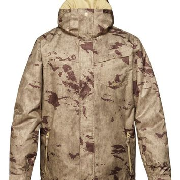 Quiksilver - Mission Printed 10K Insulated Jacket