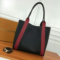 New LV Louis Vuitton Women Leather Monogram Fashion Handbag Neverfull Bags Tote Handbag Shoulder Bag Wallet Messenger Bags