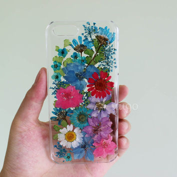 iphone 6 case iPhone 5s case iphone 6 plus case iphone 4s 5 5s 5c case samsung galaxy s3 s4 s5 2 note 3 case Pressed Flower  Phone Cases