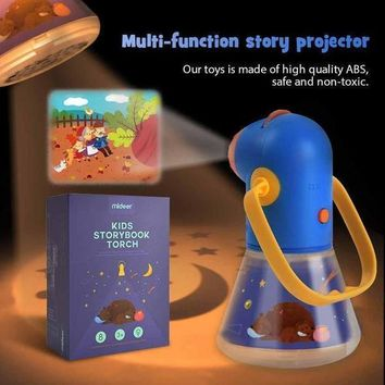 STARRY NIGHT LIGHT MULTIFUNCTIONAL STORY PROJECTOR