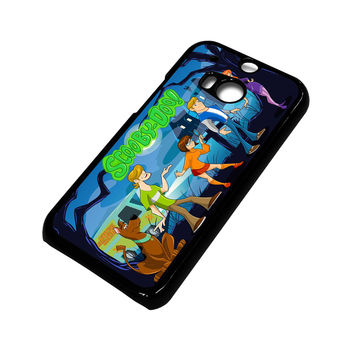 SCOOBY DOO HTC One M8 Case Cover