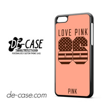 Victoria's Secret 86 Love Pink DEAL-11671 Apple Phonecase Cover For Iphone 5C